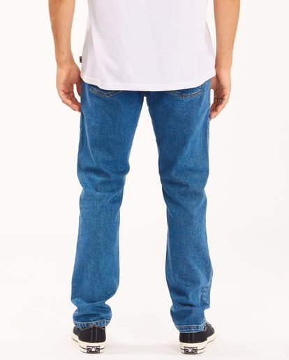 3 73 Slim Straight Jeans Brown ABYDP00107 Billabong
