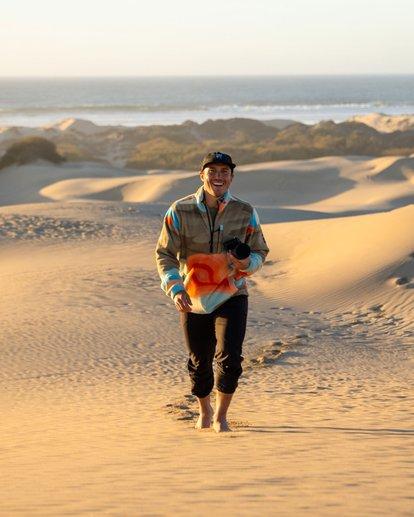 1 Desert Trip Furnace Fleece Beige ABYFT00130 Billabong