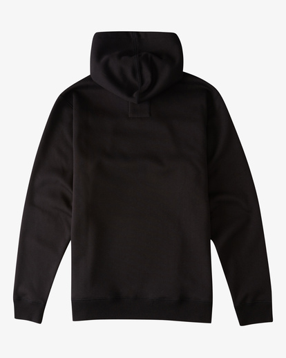 5 Eyesolation Pullover Hoodie Black ABYFT00131 Billabong