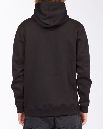 3 Eyesolation Pullover Hoodie Black ABYFT00131 Billabong
