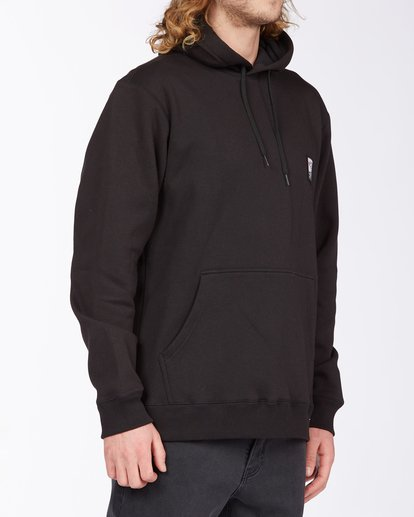 2 Eyesolation Pullover Hoodie Black ABYFT00131 Billabong