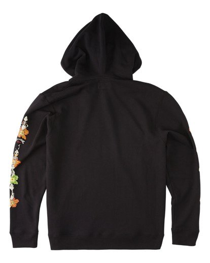 5 Lei Day Pullover Hoodie Black ABYFT00168 Billabong
