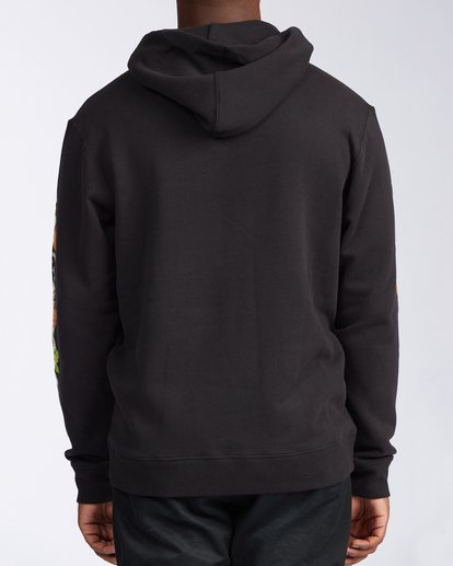 3 Lei Day Pullover Hoodie Black ABYFT00168 Billabong