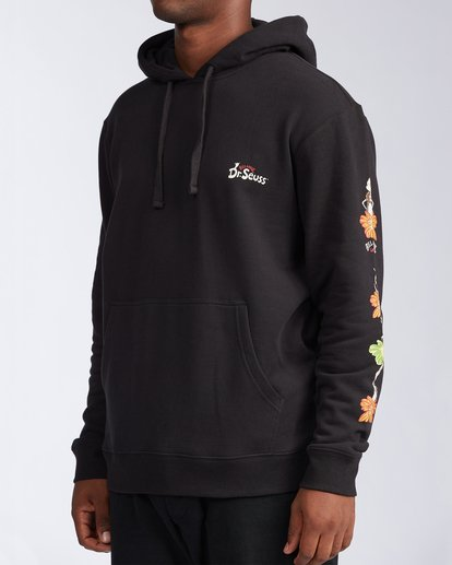 1 Lei Day Pullover Hoodie Black ABYFT00168 Billabong