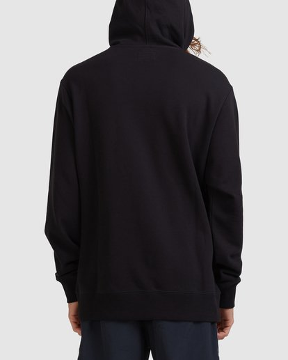 3 Air Pop Hooded Sweatshirt Black ABYFT00170 Billabong