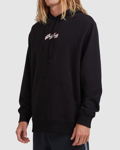 2 Air Pop Hooded Sweatshirt Black ABYFT00170 Billabong