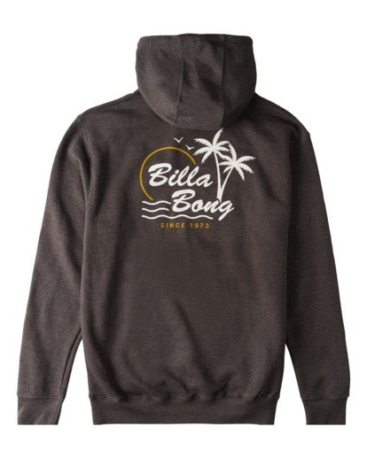 4 Beach Day Sweatshirt Grey ABYFT00173 Billabong