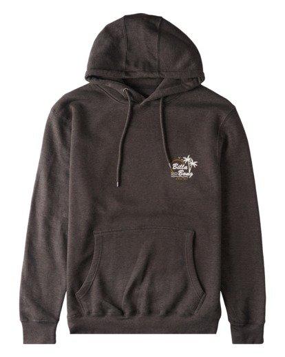 3 Beach Day Sweatshirt Grey ABYFT00173 Billabong