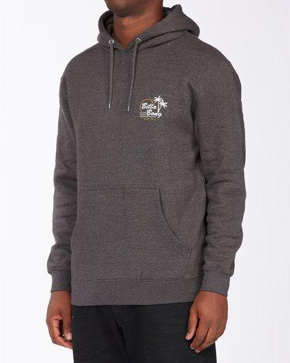 1 Beach Day Sweatshirt Grey ABYFT00173 Billabong