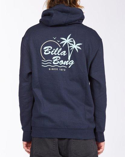 2 Beach Day Sweatshirt Blue ABYFT00173 Billabong