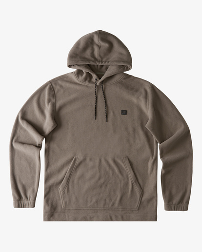 0 Furnace Fleece Hoodie Black ABYFT00182 Billabong