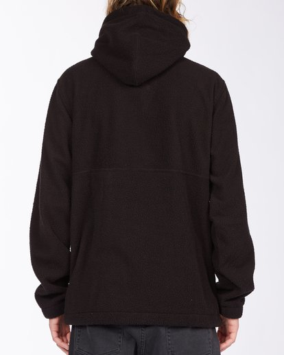 3 A/Div Boundary Double Fleece Black ABYFT00183 Billabong