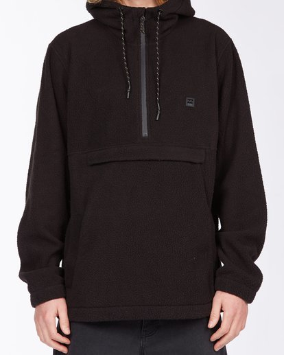 0 A/Div Boundary Double Fleece Black ABYFT00183 Billabong