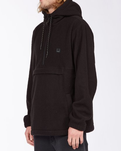 1 A/Div Boundary Double Fleece Black ABYFT00183 Billabong