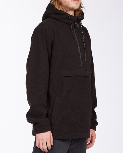 2 A/Div Boundary Double Fleece Black ABYFT00183 Billabong