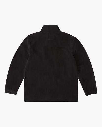 5 A/Div Canyon Graphene Zip-Up Fleece Black ABYFT00186 Billabong