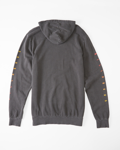 5 Wave Washed Unity Pullover Hoodie Black ABYFT00237 Billabong