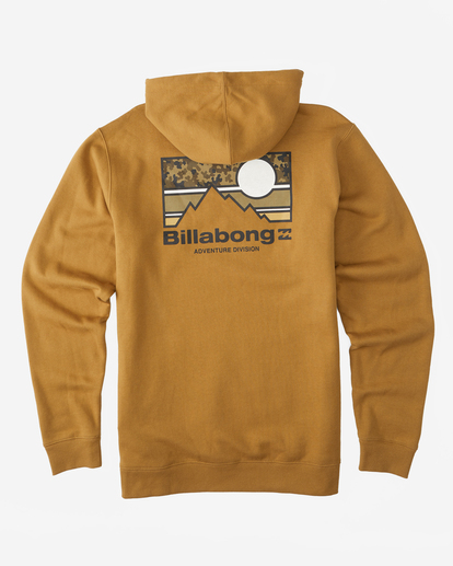 6 A/Div Captain Pullover Hoodie White ABYFT00274 Billabong