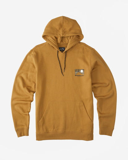 5 A/Div Captain Pullover Hoodie White ABYFT00274 Billabong