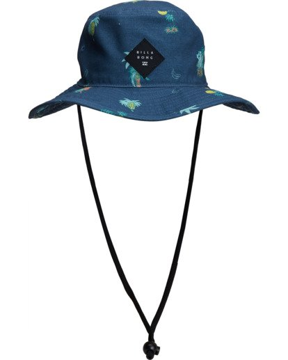 1 Big John Print Hat Brown ABYHA00100 Billabong