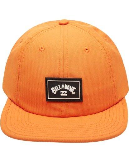1 Nollie Strapback Hat  ABYHA00103 Billabong