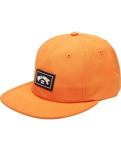 0 Nollie Strapback Hat  ABYHA00103 Billabong