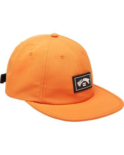 2 Nollie Strapback Hat  ABYHA00103 Billabong