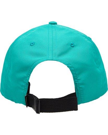 3 Nollie Strapback Hat Blue ABYHA00103 Billabong