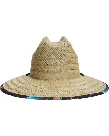 3 Tides Print Hat Blue ABYHA00112 Billabong