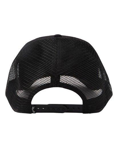 2 Podium Trucker Hat Black ABYHA00113 Billabong
