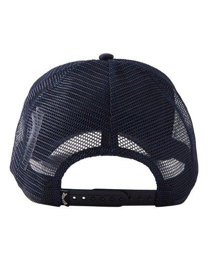 1 Podium Trucker Hat Blue ABYHA00113 Billabong