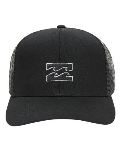 1 All Day Trucker Hat Multicolor ABYHA00115 Billabong
