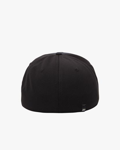 2 Performance Stretch Hat Black ABYHA00128 Billabong