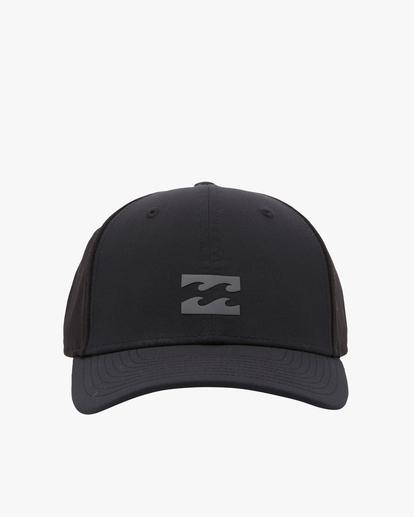 1 Performance Stretch Hat Black ABYHA00128 Billabong