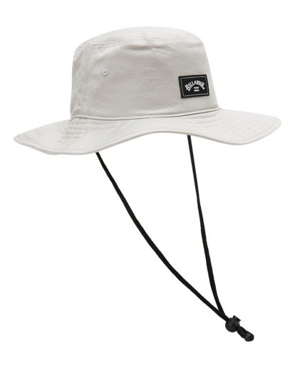 2 Big John Hat Grey ABYHA00131 Billabong