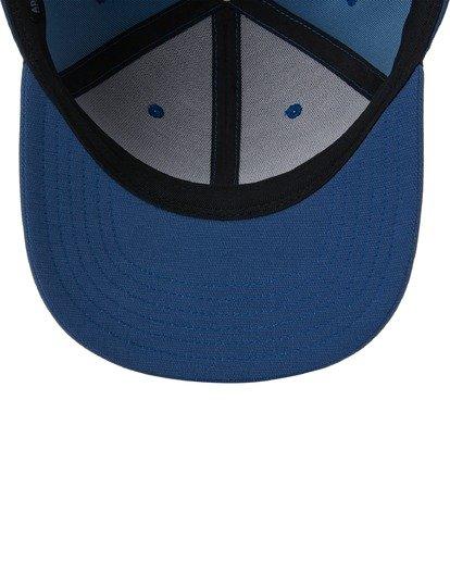 4 A/Div Surftrek Snapback Hat Blue ABYHA00136 Billabong