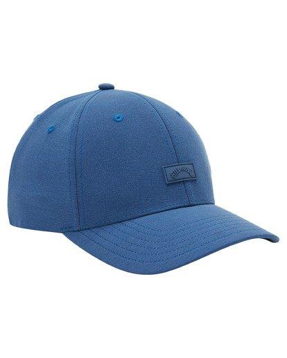 2 A/Div Surftrek Snapback Hat Blue ABYHA00136 Billabong