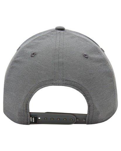 3 A/Div Surftrek Snapback Hat Grey ABYHA00136 Billabong