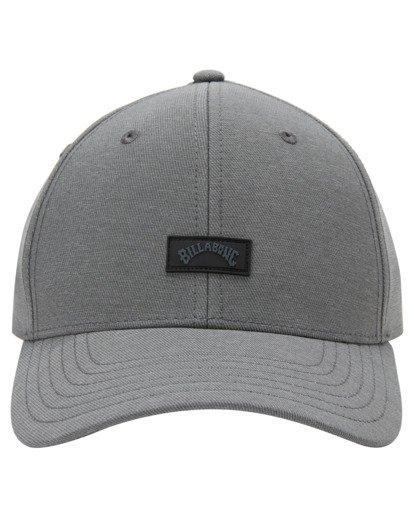1 A/Div Surftrek Snapback Hat Grey ABYHA00136 Billabong