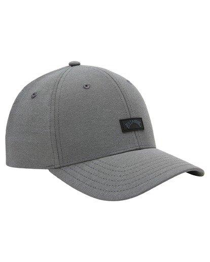 2 A/Div Surftrek Snapback Hat Grey ABYHA00136 Billabong