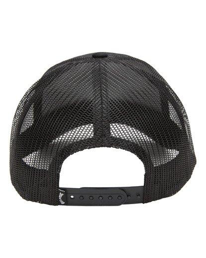 2 Walled Trucker Hat Black ABYHA00141 Billabong