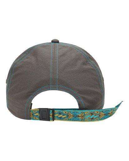 2 Currents Strapback Hat Black ABYHA00143 Billabong