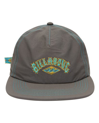 1 Currents Strapback Hat Black ABYHA00143 Billabong