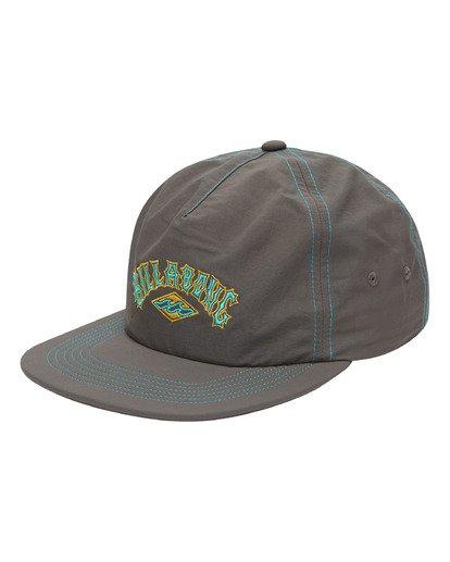 0 Currents Strapback Hat Black ABYHA00143 Billabong