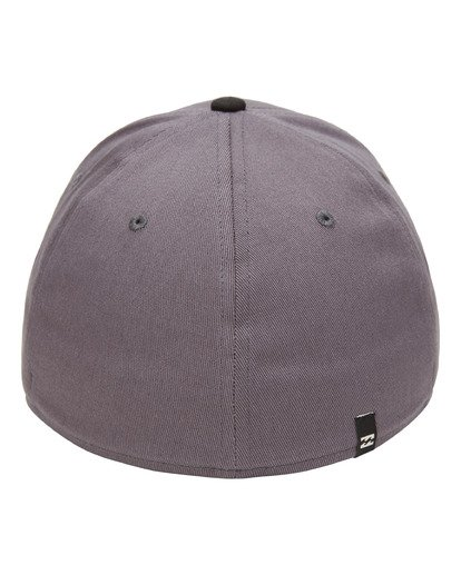 2 All Day Stretch Hat Grey ABYHA00145 Billabong