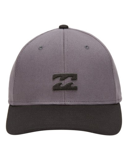 1 All Day Stretch Hat Grey ABYHA00145 Billabong