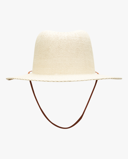 2 The Crusher Straw Hat White ABYHA00154 Billabong