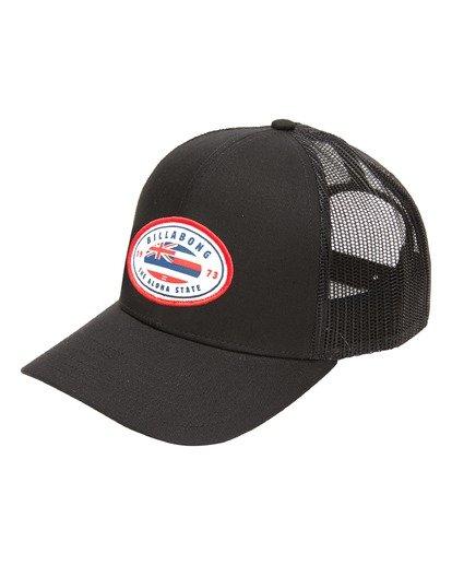 0 Native Trucker Hat Orange ABYHA00161 Billabong