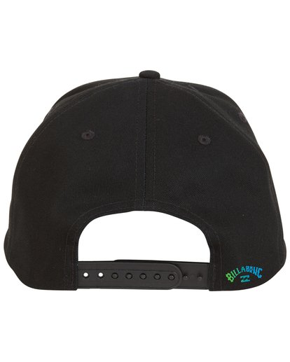 1 Vote the Ocean Snapback Black ABYHA00162 Billabong