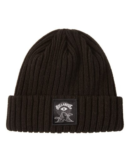1 A/Div Eyesolation Beanie Black ABYHA00178 Billabong